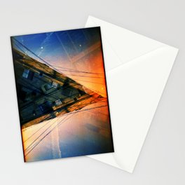 CD (35mm multi exposure) Stationery Cards