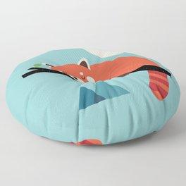 Nap Time Floor Pillow