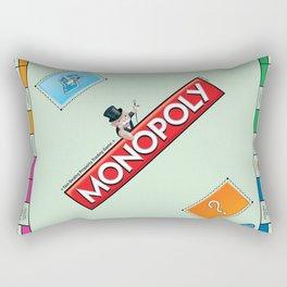 Monopoly Rectangular Pillow