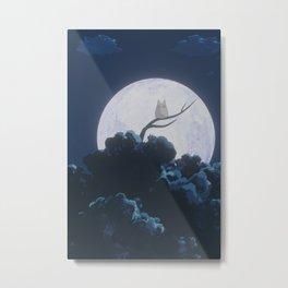 TotoroAnime Metal Print
