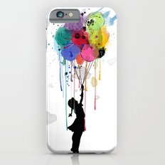 wild drips  Slim Case iPhone 6s