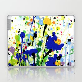 Deep In The Meadow 2 by Kathy Morton Stanion Laptop & iPad Skin