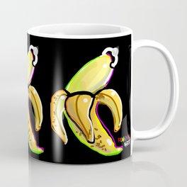 BANANAS PIERCED  Coffee Mug