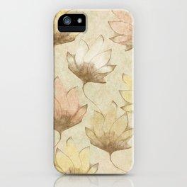 Spring v.2 iPhone Case