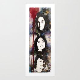 Love's Aesthetic unedited Art Print