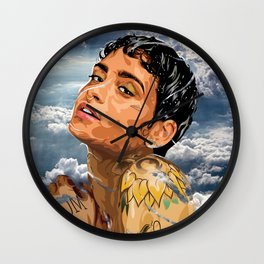 Lani Wall Clock