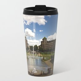 Mannheim Augustaanlage Travel Mug