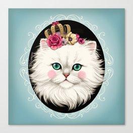 Cat Series I Canvas Print