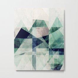 art, wall art, home decor, abstract prints, large prints, abstract print, geometric wall art, modern Metal Print