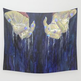 hands Wall Tapestry