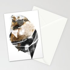 broken creature Stationery Cards