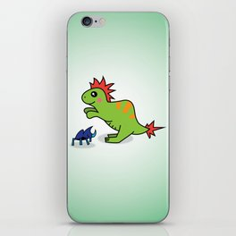 Gobi (and Bugsy) iPhone Skin