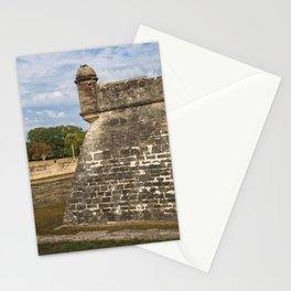 Castillo de San Marcos Stationery Cards