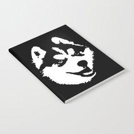 HUSKY DOG Notebook