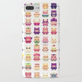 Alphabear iPhone Case