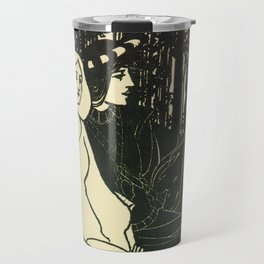 The Chap Book 1895 Travel Mug