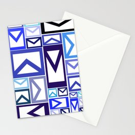mailman Stationery Cards