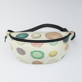 The Button Collection Fanny Pack