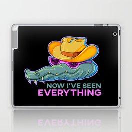 Now I've Seen Everything Laptop & iPad Skin