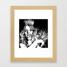 Live Through This Framed Art Print