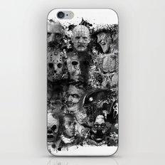 Horror iPhone & iPod Skin