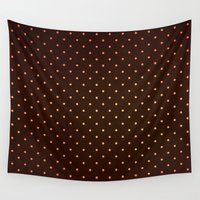 dot Wall Tapestries featuring Dot dot dot  by Strawberringo