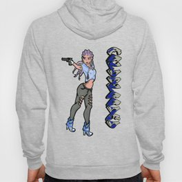 Coldblooded Hoody