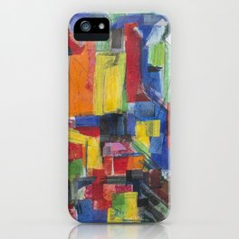 Dream in Your Pocket  by GJ Gillespie. iPhone Case