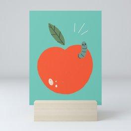 Apple friendly Mini Art Print