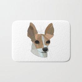 Chihuahua Pup Bath Mat