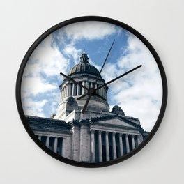 Olympia capitol Wall Clock