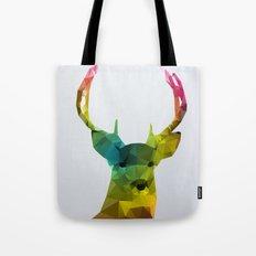 Glass Animal - Deer head Tote Bag