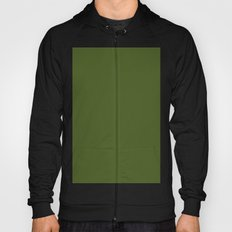 Dark moss green Hoody