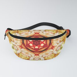 Mandalas from the Depth of Love 8 Fanny Pack