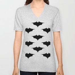 Bats Unisex V-Neck