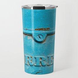 Old Havana Mailbox Travel Mug
