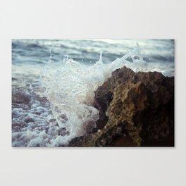 Erode Canvas Print