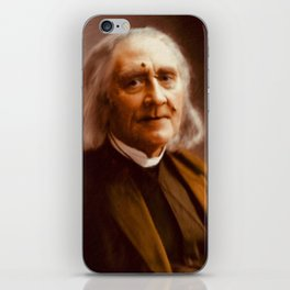 Franz Liszt, Composer iPhone Skin
