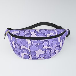 Together Strong - Women Power Purple Fanny Pack