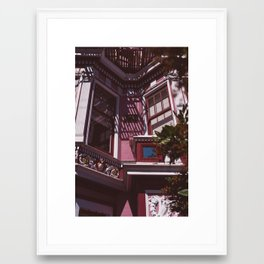San Francisco VIII Framed Art Print