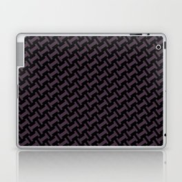 Dr. Who #11 tie pattern Laptop & iPad Skin
