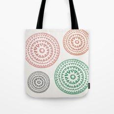 Nuba Garden Tote Bag