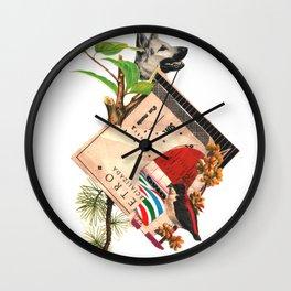 Etro Wall Clock