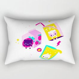Sweet Drinks Rectangular Pillow