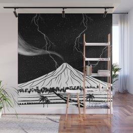 Mayon Volcano Philippines Wall Mural