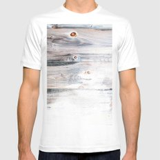 Sunny Cases XXII MEDIUM Mens Fitted Tee White