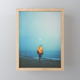 The One Who Never Forgot Framed Mini Art Print
