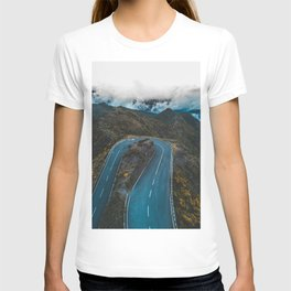 Road of life T-shirt
