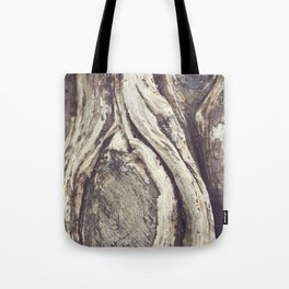 Tree Swirls Tote Bag
