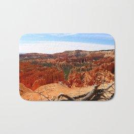 Sunset Point At  Bryce Canyon Bath Mat
